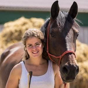 Amanda Geser Pferdetrainerin