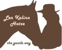 Pferdetrainerin Lea Hatze