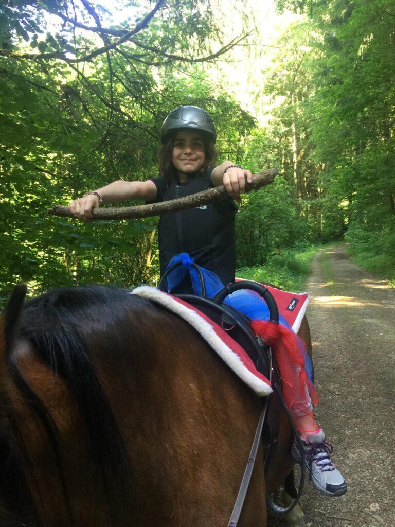 Reittherapie pferdegestützt