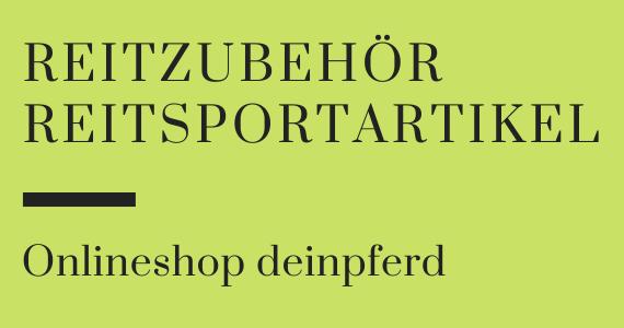 Onlineshop für Reitsportartikel