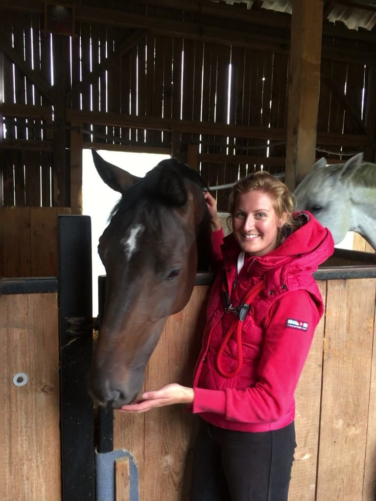 Linda Mühlematter Pferdetherapien