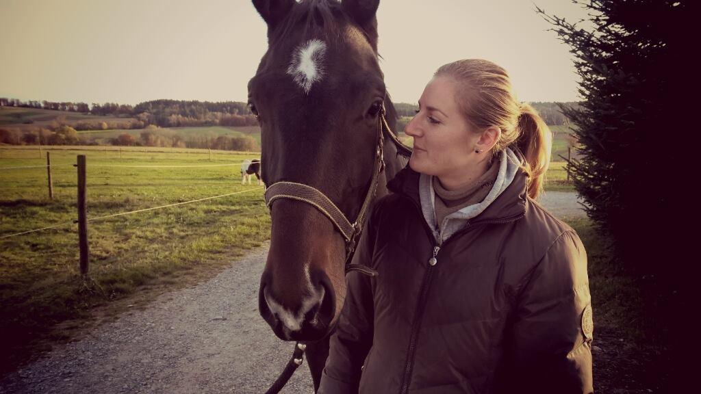 Linda Mühlematter Pferdetherapie